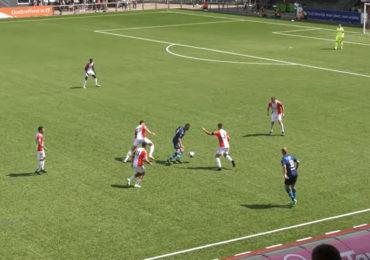 FC Emmen rolt Heracles op aan de Oude Meerdijk