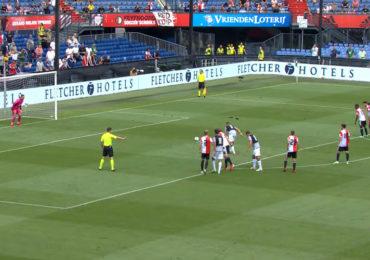 Feyenoord thuis onderuit tegen PAOK Saloniki