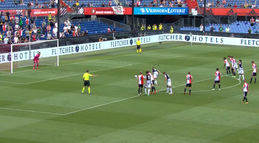 Feyenoord - PAOK Saloniki