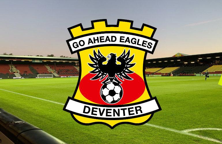 Gerrit Nauber naar Go Ahead Eagles