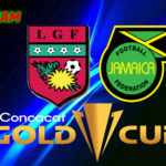 Gold Cup live stream Guadeloupe - Jamaica