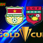 Gold Cup live stream Suriname - Guadeloupe