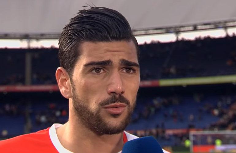 'Graziano Pellè keert mogelijk terug in de Kuip'