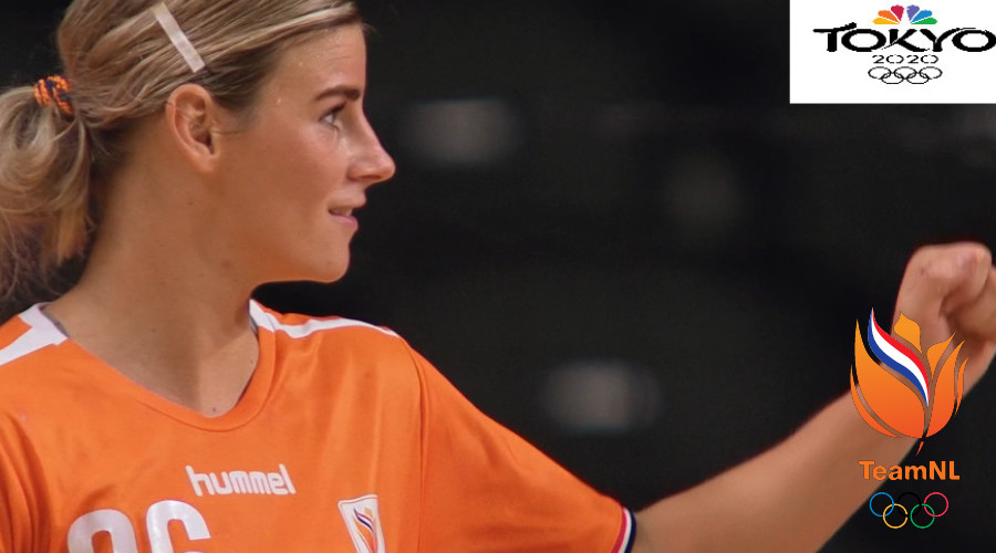 Handbal live stream Nederland - Angola Olympische Spelen Tokio