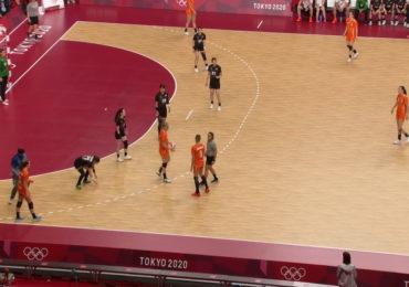 Handbalsters beginnen Spelen met overwinning op Japan