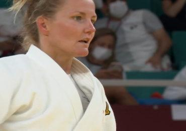 Geen medaille voor Juul Franssen in strijd om het brons