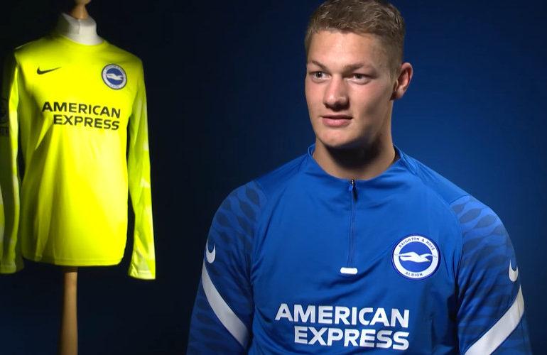 Kjell Scherpen naar Brighton & Hove Albion