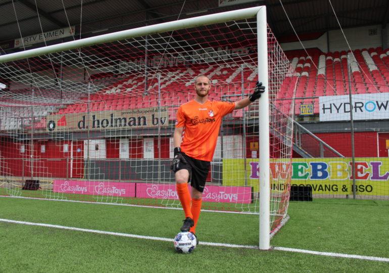 Kyan van Dorp tekent bij FC Emmen