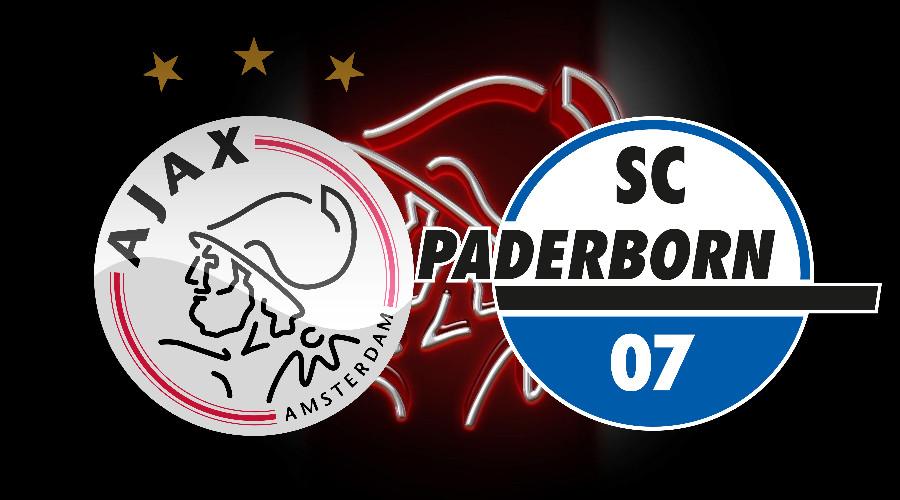 Live stream Ajax - Paderborn