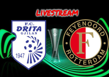 Live stream FC Drita - Feyenoord