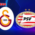 Live stream Galatasaray - PSV Champions League voetbal