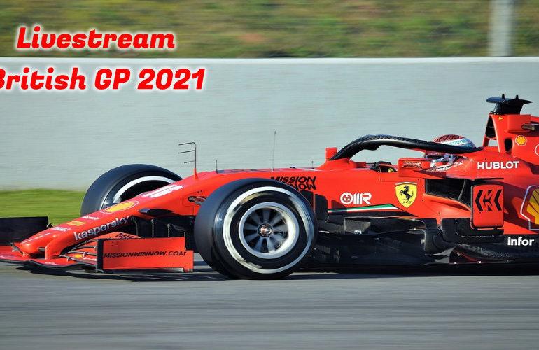 Live stream Formule 1 Grand Prix Groot-Brittannië