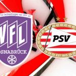Live stream VfL Osnabrück - PSV