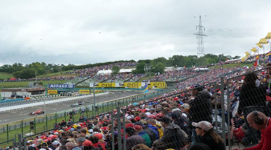 Live stream eerste vrije training Formule 1 GP Hongarije (Foto Wikimedia Commons)