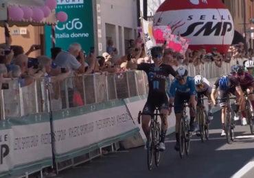 Tweede etappezege voor Lorena Wiebes