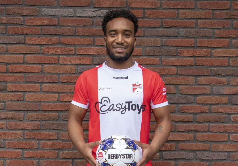 Lorenzo Burnet keert terug bij FC Emmen
