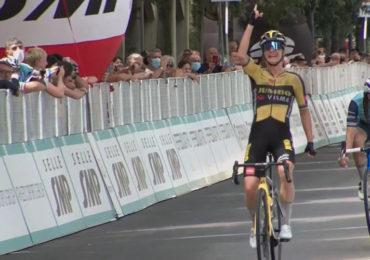 Marianne Vos sprint naar etappezege