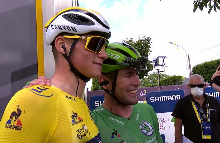 """Van der Poel: """"Ik ben niet hier voor het eindklassement"""""""