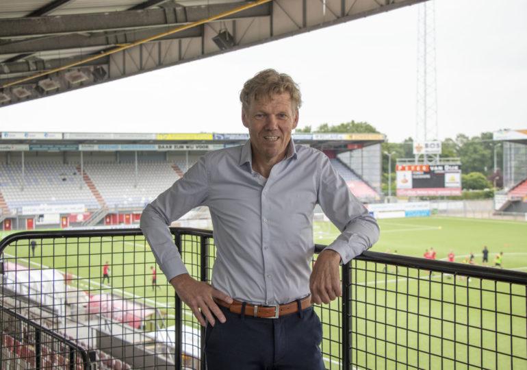 Michel Jansen technisch manager bij FC Emmen