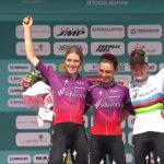 Moolman wint, van der Breggen behoudt roze