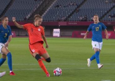 Nederland en Brazilië delen de punten