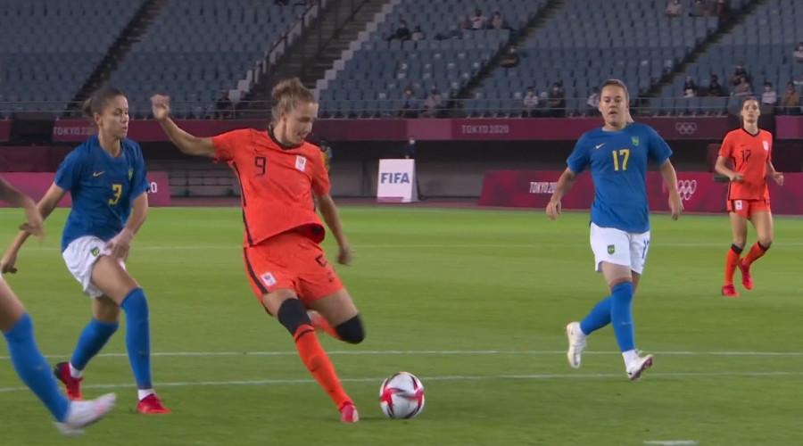 Nederland - Brazilië