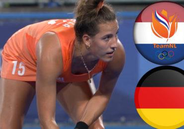 Nederland - Duitsland Tokio 2020 hockey live stream