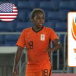 Nederland - Verenigde Staten live stream Tokio 2020 voetbal