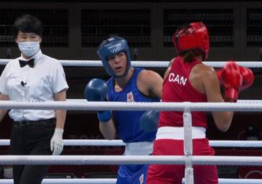 Nouchka Fontijn zeker van medaille bij bokstoernooi