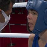 Nouchka Fontijn bereikt kwarfinale in bokstoernooi