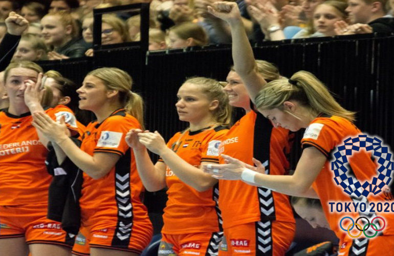 Olympische Spelen: Programma handbal Nederland