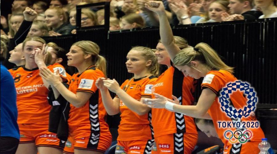 Olympische Spelen Programma handbal Nederland