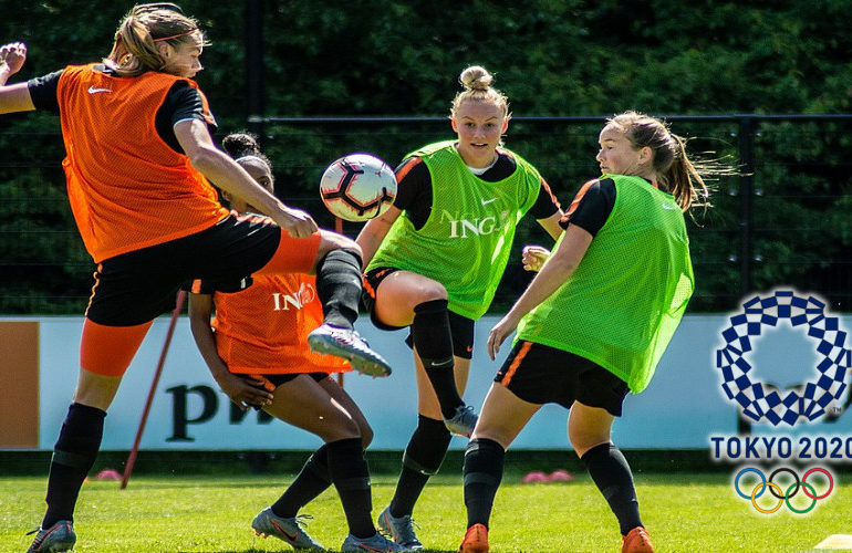 Olympische Spelen: Voetbal programma Oranje Leeuwinnen