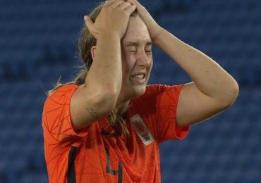 Oranje na strafschoppen uitgeschakeld door de VS