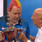 Peter Wright winnaar World Matchplay 2021