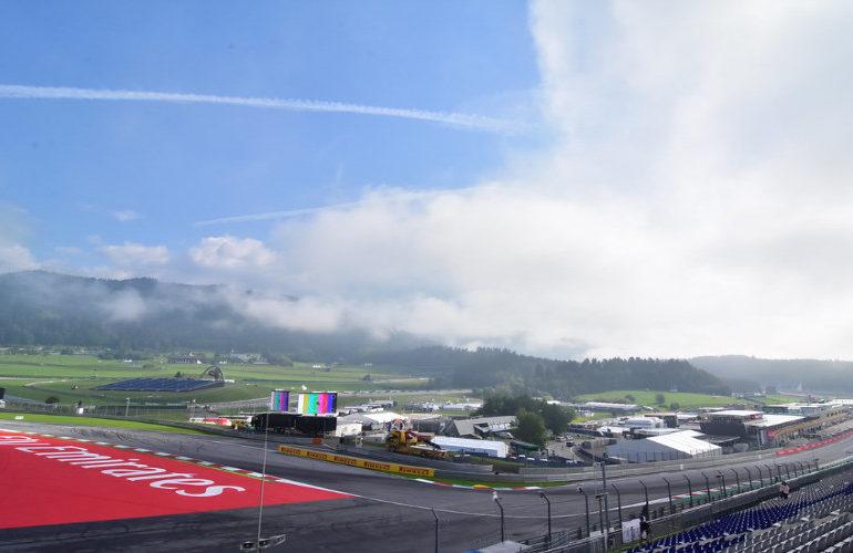 Programma Formule 1 Grand Prix Oostenrijk