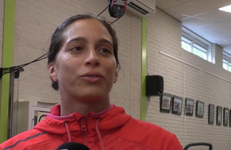 Reshmie Oogink test positief, Spelen voorbij