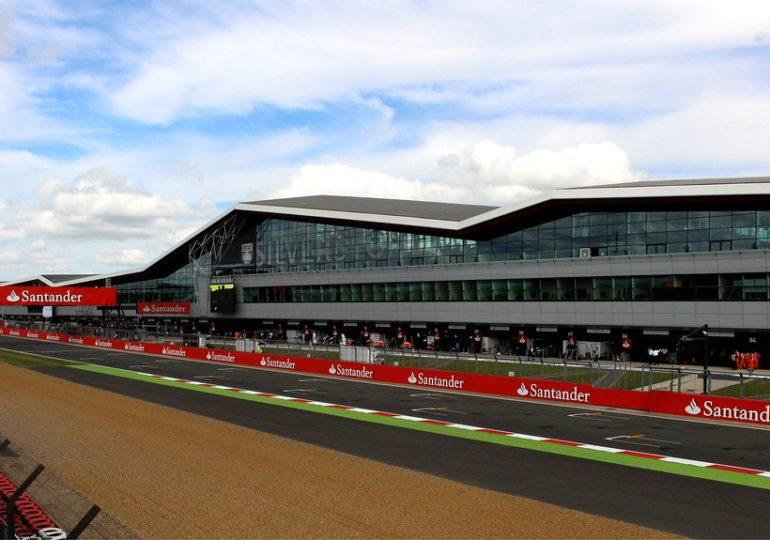 Programma Formule 1 Grand Prix Silverstone