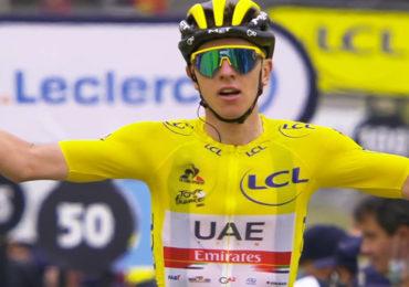 Tourwinnaar Pogacar verlengt contract bij Team Emirates