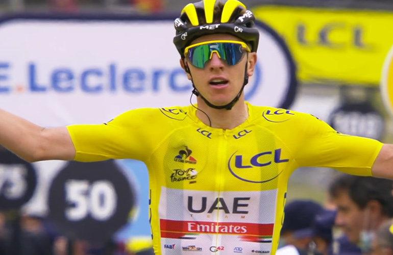 Hoogtepunten Tour de France 2021
