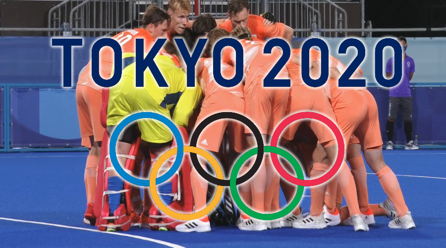 Tokio 2020 Programma TEAM NL donderdag 29 juli