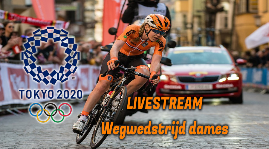 Tokio 2020 wegwedstrijd dames live stream (Foto Wikimedia Commons)