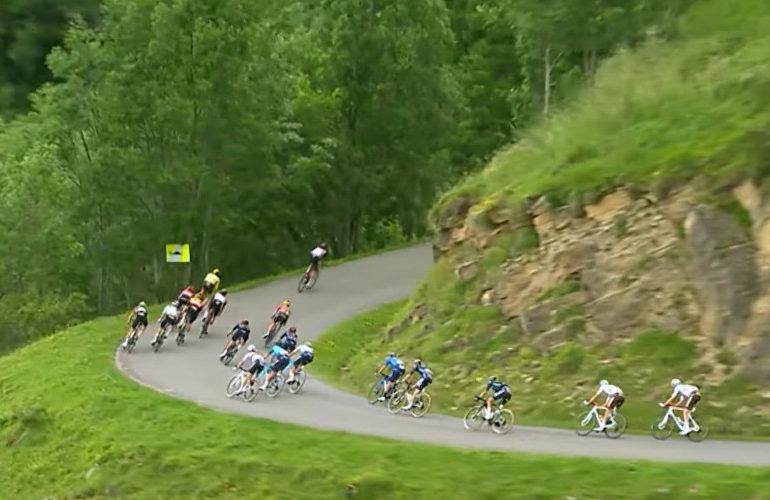 Samenvatting zeventiende etappe Tour de France