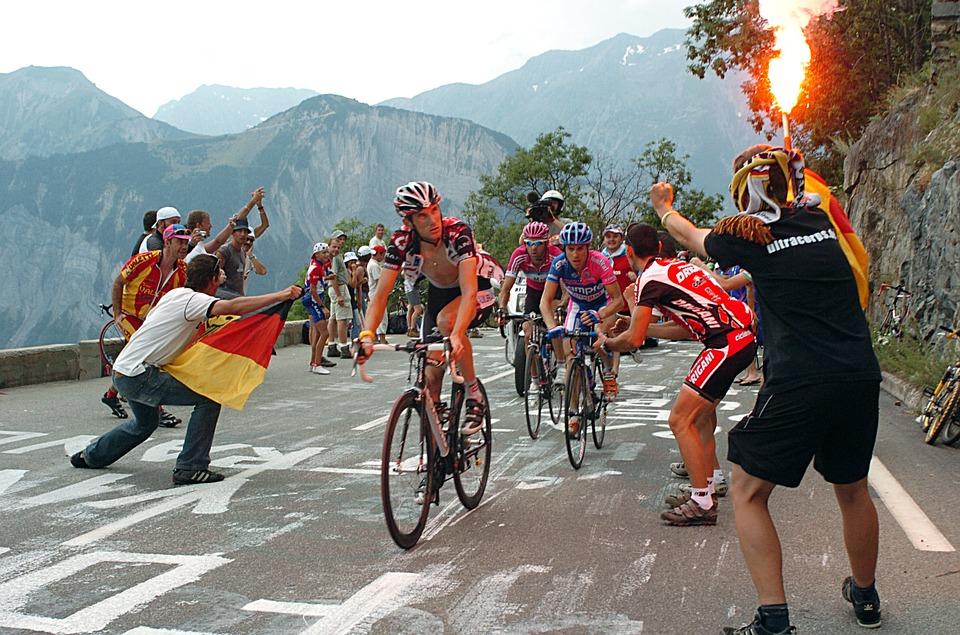 Tour de France (Foto Pixabay)