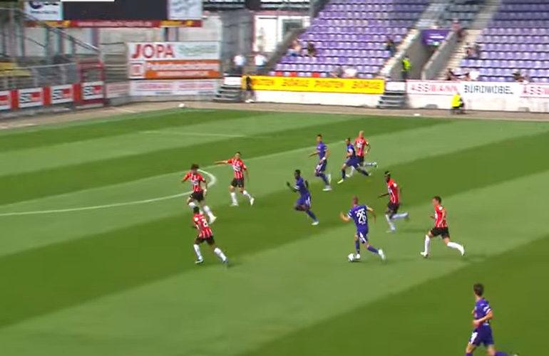 Geen doelpunten bij VfL Osnabrück - PSV