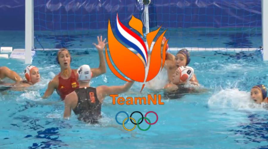 Waterpolo live stream Nederland - Zuid-Afrika Olympische Spelen