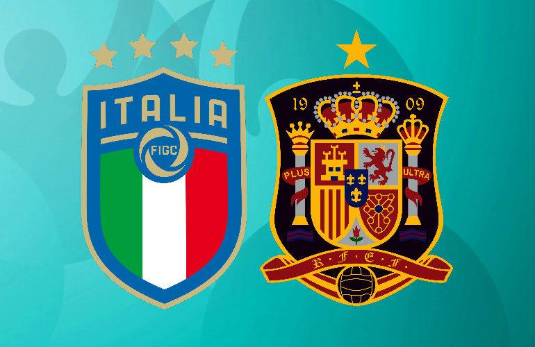 Welk land bereikt vanavond de EK-finale? Italië of Spanje