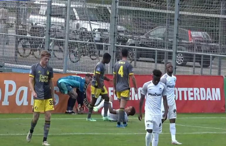 Feyenoord met 2-0 onderuit bij Young Boys