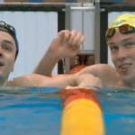 Zilver Arno Kamminga op 200 meter schoolslag