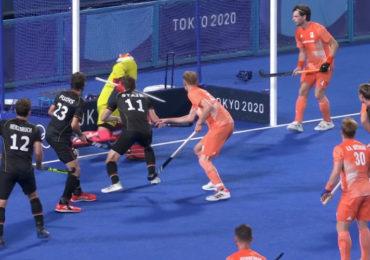 Hockeyers kansloos onderuit tegen Duitsland